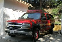 New project chevy tahoe lafd