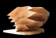 Sculptural forms / by Lisa McArthur-Edwards
