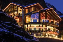 Amazing Ski Chalets from Firefly Collection / Luxury Ski Chalets from Firefly Collection