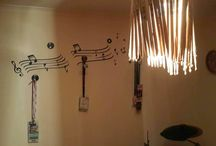Drum Studio Decor Ideas