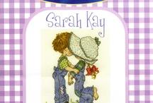 Punto de cruz - Sarah Kay