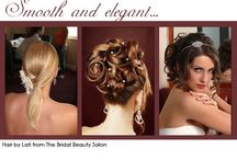Hair! / Just some real creative ideas for the bride's hair! / by Kelsey Andriot