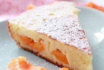 Gâteaux fruités
