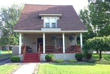 Starter Home Search / Fixer uppers in prime locations Good starter homes not dream houses / by Sarah Ross