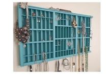 Ideas cómo guardar mis joyas