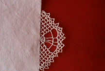Lace and other crocheting