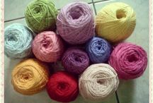 my lovely yarn