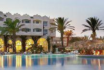 Tunezja / Tunisia / Znajdziesz tu najpopularniejsze oraz najlepsze hotele w Tunezji polecane przez Travelzone.pl. The most popular hotels in Tunisia.