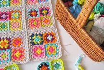 Crochet blankets / Crochet