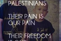 ♡ I'm with Palestine / Syria  ♡