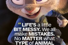 Zootopia / One of the best disney movies that I have seen. Judy X Nick is my favorite disney ship now .