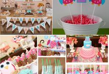 ideias aniversário infantil