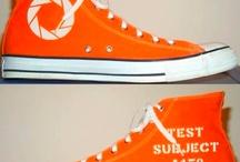 Orange Orange Orange  / by Barbara Kerley