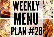 Food Stuff - Menu Plans