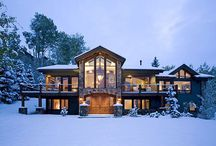 Dream homes, cabins & cottages