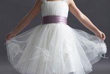 vestidos para niñas para bodas