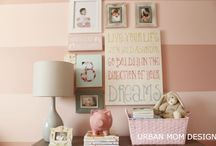 Baby Nursery / Gallery of baby rooms that I have completed for my clients.