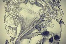 tatuaż #0001