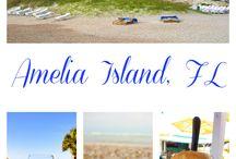 Fernandina Beach and Amelia Island, FL