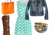 Fashion- Spring/Summer / All things Spring and Summer Fashion #Fashion #SummerFashion #SpringFashion #FashionTrends / by Danielle Smith ExtraordinaryMommy.com