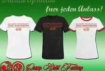 "Crazy Shirt Factory / ++ Zieh dir was ""Anderes"" an! ++ Schaut mal vorbei ++ Tue es :))))) ++ #crazyshirtfactory ++"