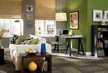Modern Style / Modern style, modern color, modern living, modern inspiration. / by BEHR®