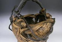 Sculpture baskets