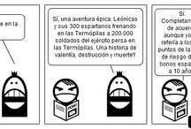 Viñetas / Humor gráfico, ácido, irónico