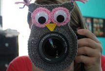 adorno cámara fotografica