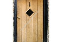 Cottage Style Front Doors / Cottage Style External Doors - Period styles to suit your home.