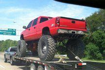 Chevy trucks / by drake washburn