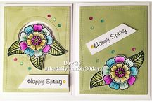 My Altenew Creations / My Cards and other Things with Altenew Stamps