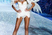 my Victoria  Secret  girls