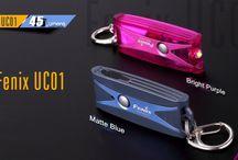 Newly Released Fenix® Flashlights / Newly Released Fenix Flashlights and Gear.