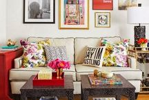Bohemian home / by Bethany Evans