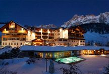 Dolomiti Wellness Hotel Fanes ****s / Alpine Tradition and luxurious comfort, well-being and relaxation, beauty and revitalisation, unforgettable landscape and sporting activities in the rocky