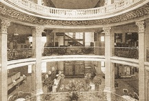 OLD DEPARTMENT STORES. The history of trading...