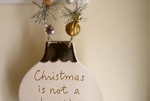 Christmas Decor  / by Megan Lemon