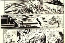 Comic Art (Plansze komiksowe)