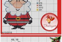 X-MAS Cross Stitch