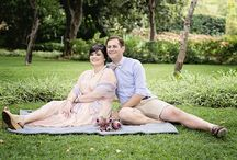 Pearls & Proteas - Save the date shoot / This lovely couples save the date shoot at Isiphiwo!