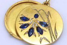 Jewelery: Victorian