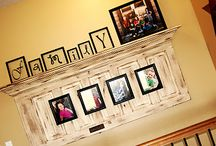 home decor  / by Leana Dabney