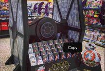 Comic Book Display Stands