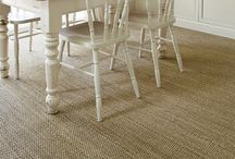 Kitchen / Dining | Sisal, Seagrass, Coir, Jute, Cork & Wool. / Natural flooring, carpets and rugs used in Kitchens & Dining rooms | Sisal Dining Room Carpet