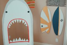 surf party ideas
