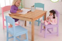 Kids Kraft / Explore kids furniture, kids kitchen, kids chairs and other home decor items for your cute children.  / by Vista Stores
