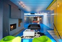 Cool Homes, Interiors / by UrbanTurf