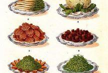 Regency food