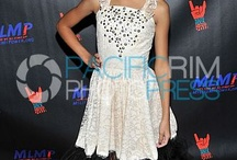 Celebrity clients and custom red carpet apparel